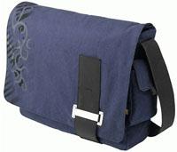 Стильные сумки мессенджер - элемент молодежной моды - носят через плечо.